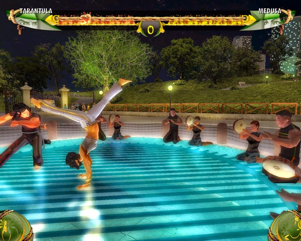 Martial Arts Capoeira Pc Game Free Download Full Version