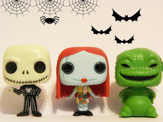 The Nightmare Before Christmas Pocket Pop Figures