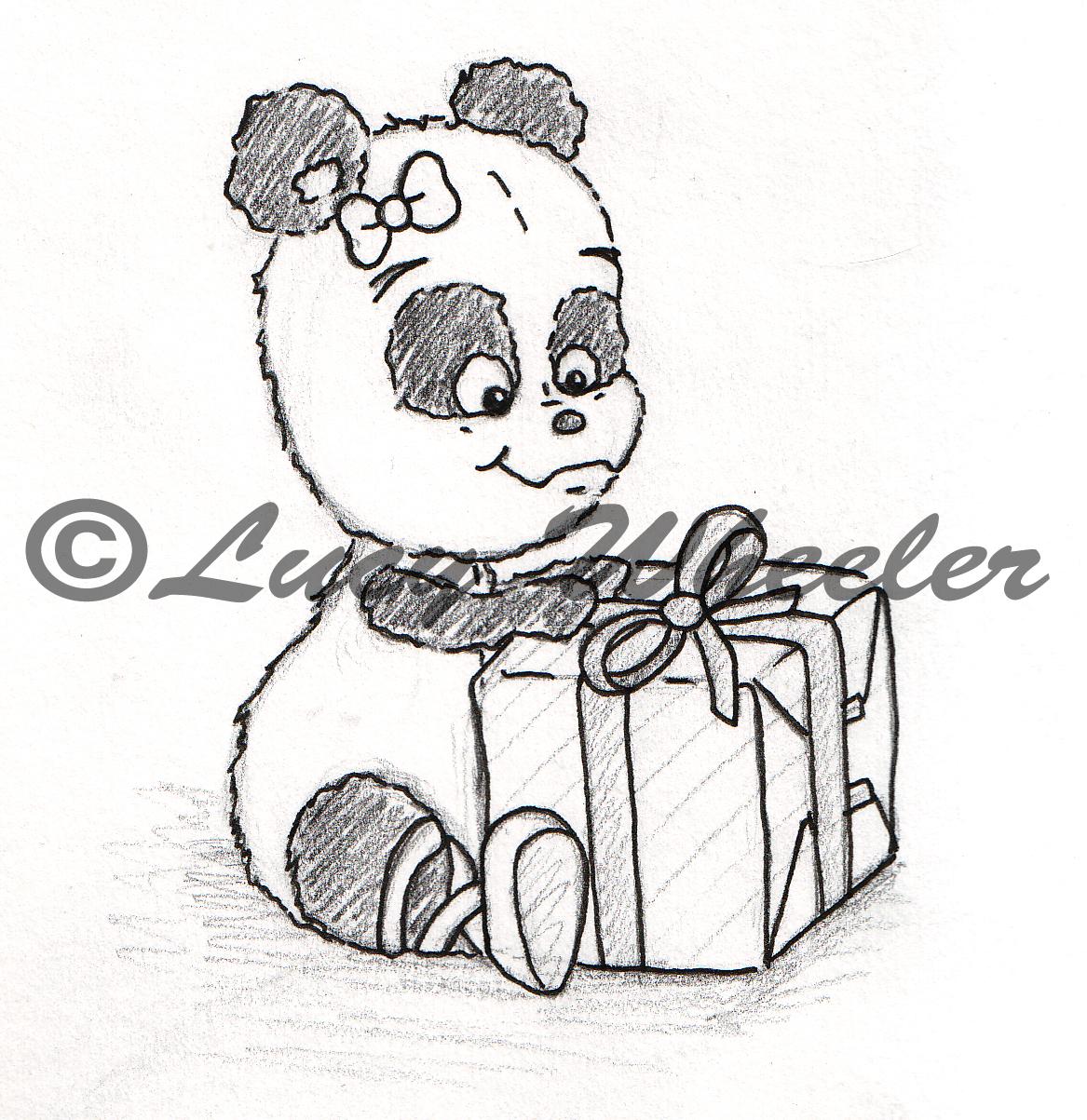 Lucy Marie Illustration: Birthday Card Ideas