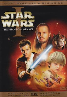 Star wars episode 1: the phantom menace [1999] [DVD R1] [Castellano]