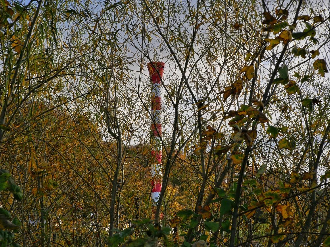 Blankeneser Leuchtturm, mühlenberger Loch