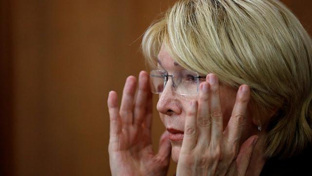 La fiscal general de Venezuela se niega a someterse a la prueba del polígrafo