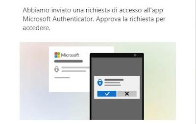 accesso senza password