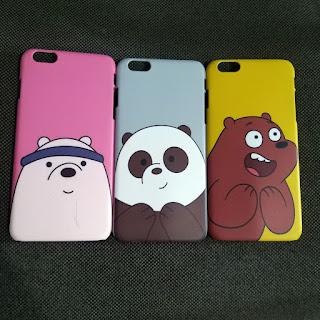 custom case we bare bears