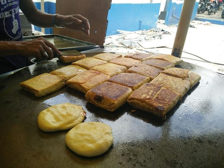 Murtabak famous sedap kat Chow Kit
