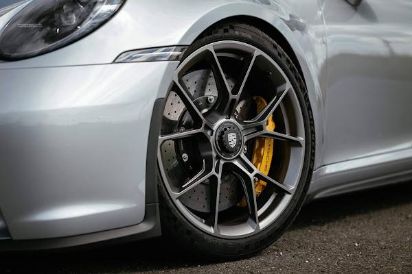 Porsche 911 GT3 Touring 2022 PDK
