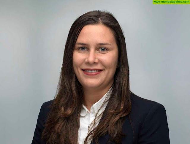 """Mónica Gómez: """"El Ayuntamiento de Puntagorda es uno de los menos transparentes de Canarias porque el PSOE se niega a aplicar la ley"""""""