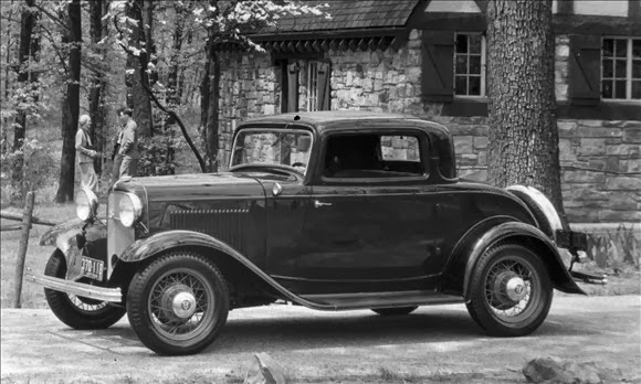Xe Ford - 1932 Model 18