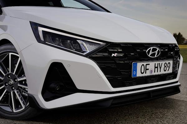 Novo Hyundai i20 N-Line 2021
