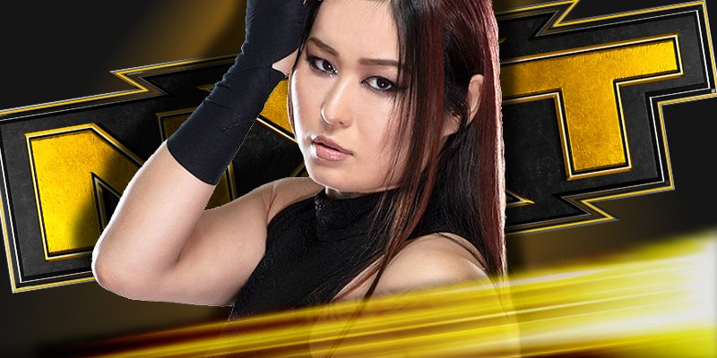 "Io Shirai Vince il Titolo NXT a NXT ""Takeover: In Your House"""