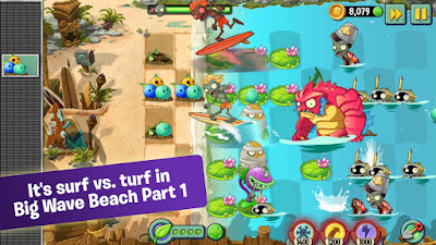 Download Plants vs. Zombies 2 MOD APK 4.5.2 Terbaru 2016