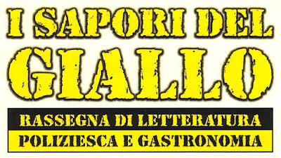 """PREMIO """"Racconti Inediti – I Sapori del Giallo"""" terza Ed. – 2019"""