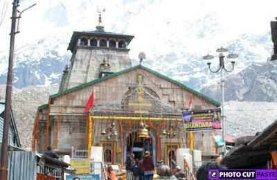 पर्वतराज हिमालय में स्थित केदारनाथ धाम की महिमाGlory of kedarnath dham located in the mountains Himalayas