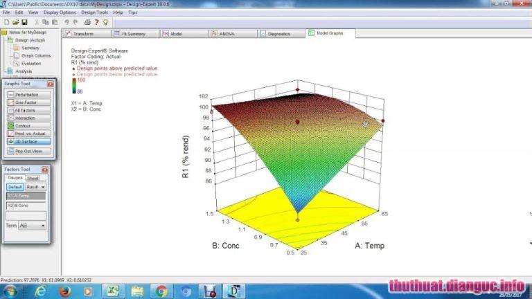 Download Stat Ease Design Expert v11.1.0.1 Cr@ck