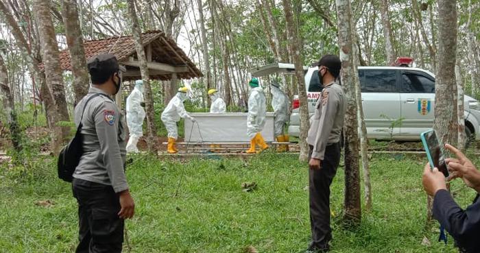Salah Satu Warga Banjit Meninggal Diduga Akibat Terpapar Covid