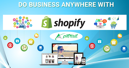 Hire Experts Shopify Web Development Company for Your Online Shopping Cart