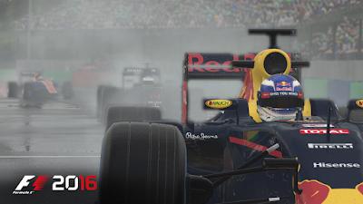 Codemaster presenta nueva trailer de F1 2016, disponible este 19 de agostos