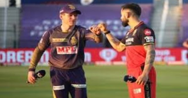 IPL T20 BCCI Delceared RCB vs KKR match Postponed due to covid attack in KKR team Players