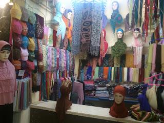 Peluang Usaha Sampingan Hijab