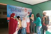LSM SIGAB Mitra PPWI Bersama AMPD DKI dan Pewarta Tambora Santuni Anak Yatim