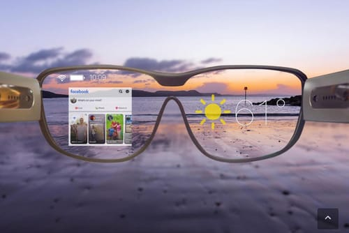 Facebook is reducing expectations about its upcoming smart glasses