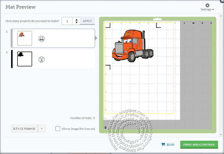The Non-Crafty Crafter: CRICUT - Design Space new features