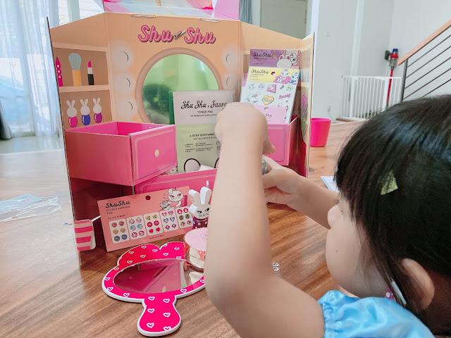 ShuShu & Sassy Dressing Table malaysia