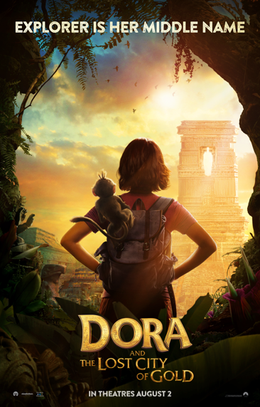 ATLANTA: Win Tickets to Advance Screening of Dora and the Lost City of Gold