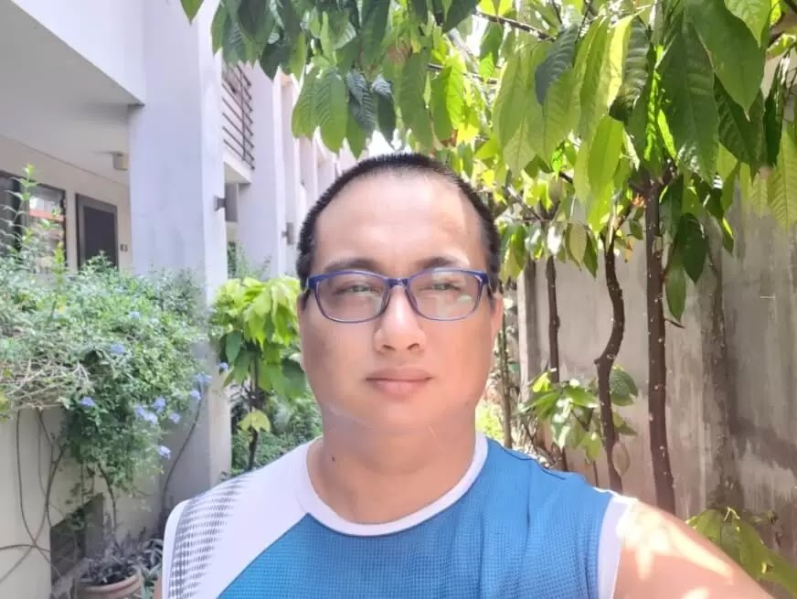 Samsung Galaxy A50 Front Camera Sample - Selfie