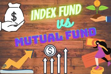What is index fund? Index fund vs mutual fund.