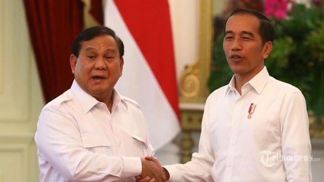 Keinginan Prabowo Masuk Kabinet untuk Wujudkan Janji Kampanye Gerindra