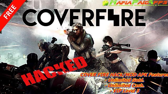 Cover Fire: shooting games Apk com.generagames.resistance MafiaPaidApps