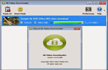 DESCARGAR 4K Video Downloader 3.4.0.1400 FuLL | UNIVERSO ...