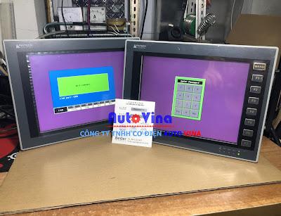 Hướng dẫn sao chép chương trình giữa hai màn hình cảm ứng HMI Hitech PWS6A00T-P