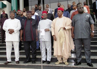 Politics: What we want from Buhari's govt – South-east, South-south governors