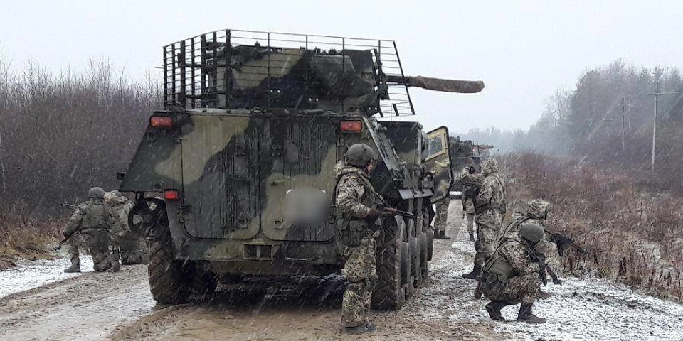 Project Budget-2022: Comparison of expenditures for the defense and security sector of Ukraine