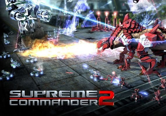 تحميل لعبة القتال Supreme Commander 2