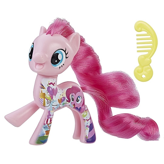 MLP All About Friends Singles Pinkie Pie Brushable Figure