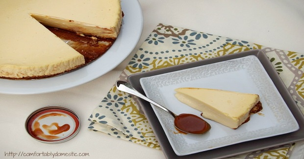 Positively Perfect Cheesecake Recipe