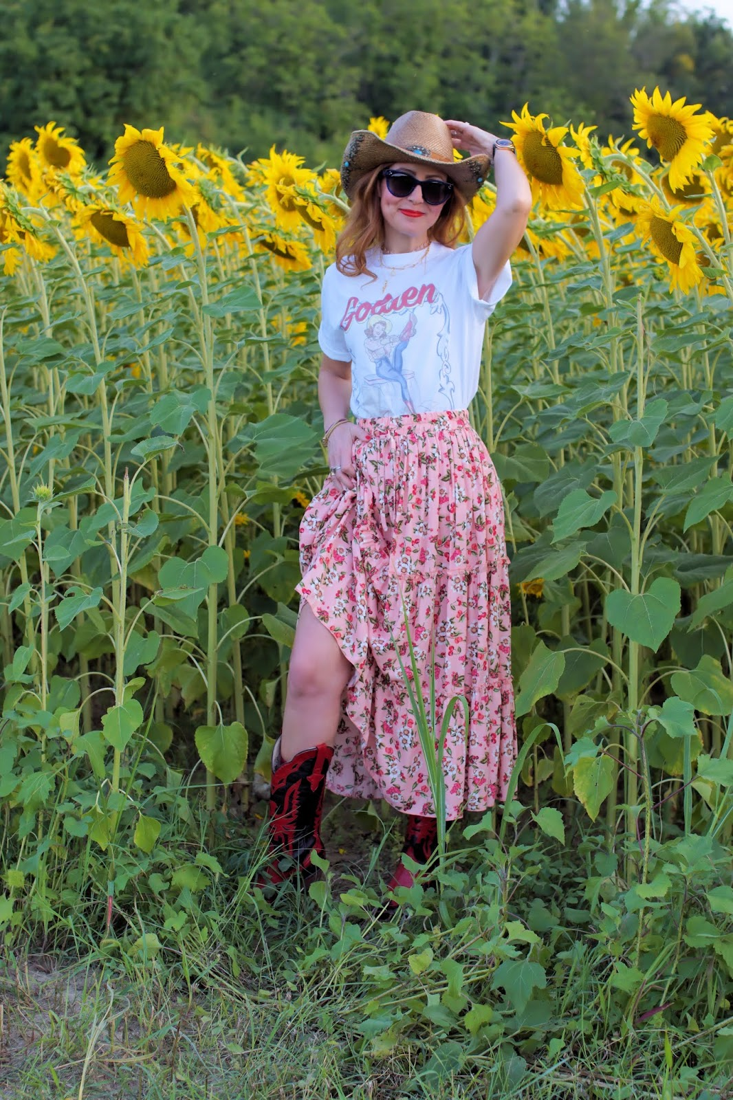 Best dressed cowgirl on Fashion and Cookies fashion blog, fashion blogger