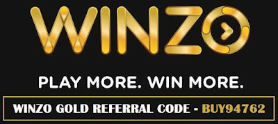 Winzo Gold: Earn Rs.50 on Signup + Rs.36 Per Refer