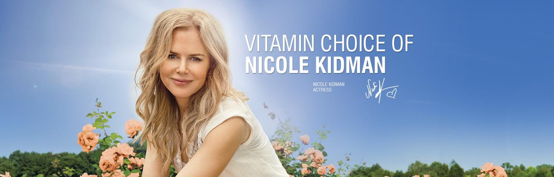 Canzone Pubblicità Swisse con attrice Nicole Kidman (multi vitaminico) | Luglio 2016
