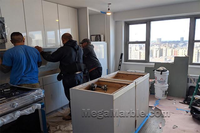 Best granite marble and quartz installers NYC