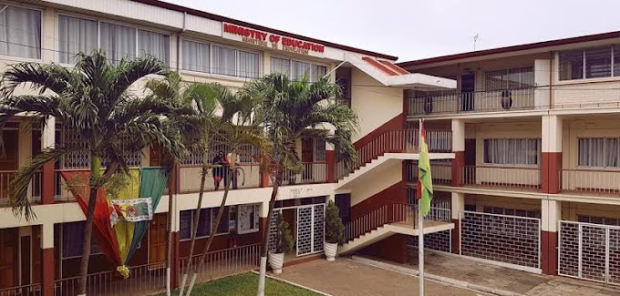 90 percent of staff at Ghana education ministry contract COVID-19