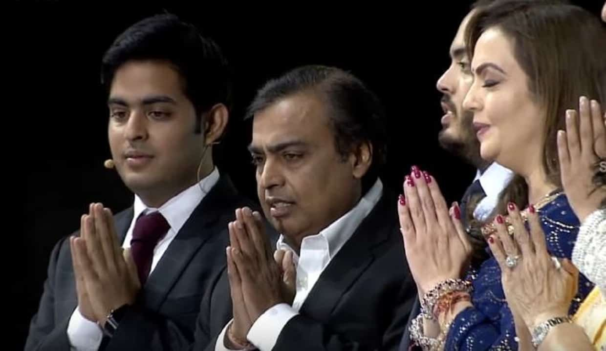 Reliance is the world second-largest brand