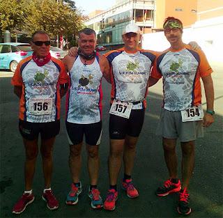 Atletismo Aranjuez en Ciempozuelos
