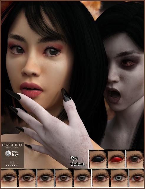 EJ Atsuko for Genesis 3 Female
