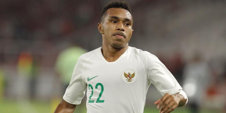 Piala Asia U-19 2018 - Performa Todd Rivaldo Ferre untuk Tim nasional U-19 Indonesia Dilirik Media Asing