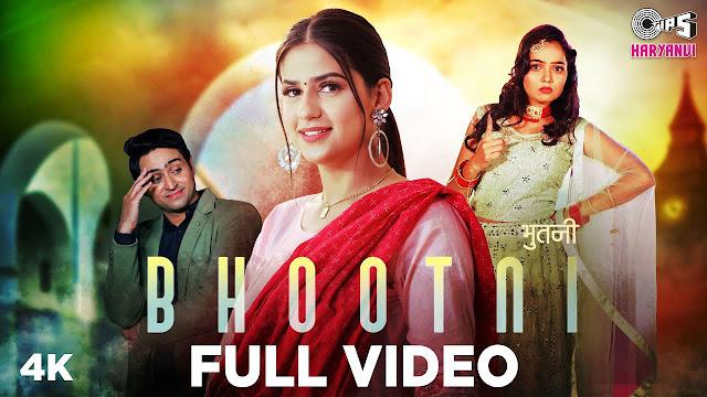 Bhootni Song LyricsTuneful