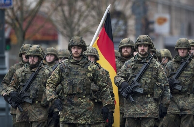 soldados del ejército alemán pueden desobedecer cualquier orden